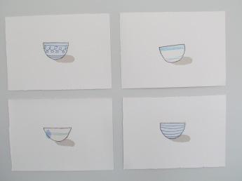 Rice bowls series