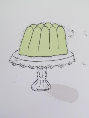 Gooseberry jelly