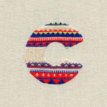 stitched-c